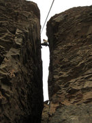 Rock Climbing Photo: In The Updrafts!