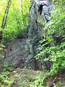 Port Clinton Crag