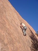 Rock Climbing Photo: Trying to find my place Among the Stars.  Photo by...