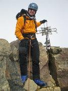 Rock Climbing Photo: Illiniza Norte 16,818ft