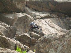 Rock Climbing Photo: dome