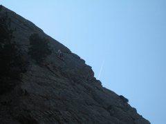 Rock Climbing Photo: good ole Icarus eldo canyon