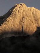 Rock Climbing Photo: Trinidad symbolizes Cochamó Valley as its most pr...