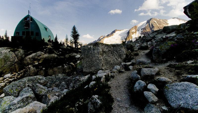 Conrad Kain Hut - Bugaboo Provincial Park, BC