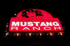 Rock Climbing Photo: Mustang Ranch.