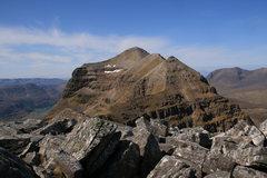 Rock Climbing Photo: Laitach.... photo Alaster Walker