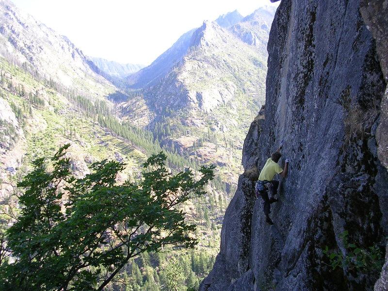 Rock Climbing Photo: Pumpline circa 2005.