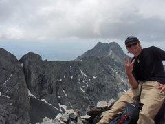 Rock Climbing Photo: The blanca group.