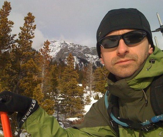 Rock Climbing Photo: Mount Baldy Hike, Kananaskis AB, Canada