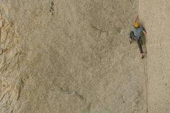 Rock Climbing Photo: Rob on the Gargoyle