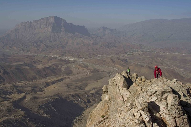 Rock Climbing Photo: John Dickey.