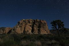 Rock Climbing Photo: the eye at 2am