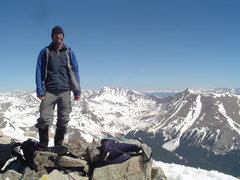 Rock Climbing Photo: Yale 6/10/11