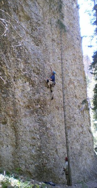 Rock Climbing Photo: Maple 3