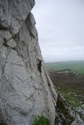 Rock Climbing Photo: An excellent pitch