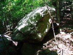 Rock Climbing Photo: UFO