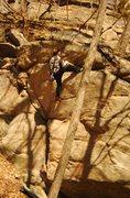 Rock Climbing Photo: Felix
