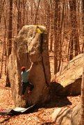 Rock Climbing Photo: FRO