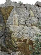 Rock Climbing Photo: Earth Angel.