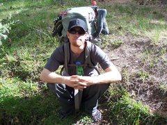 Rock Climbing Photo: el rito