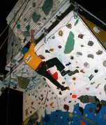 Rock Climbing Photo: night climbs on the west face