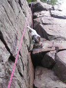 Rock Climbing Photo: DT - 2011