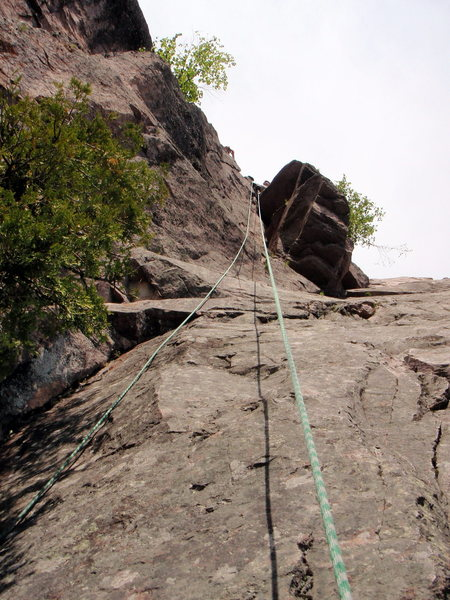 anyone know the name of this route?