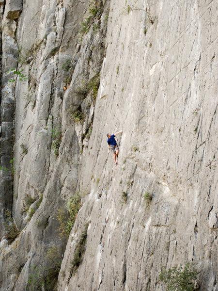 Rock Climbing Photo: Salem 10a Potrero Chico