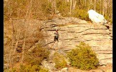 Rock Climbing Photo: Wasp Flake