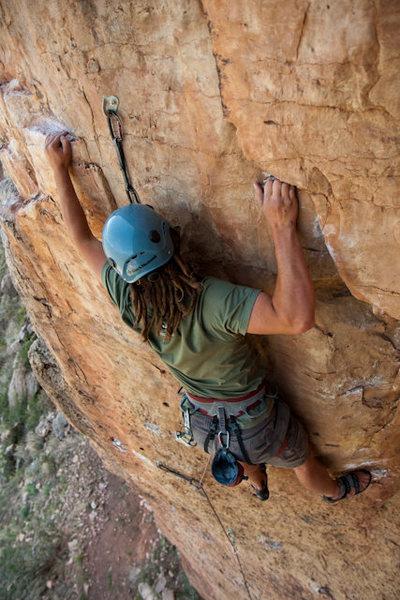 Rock Climbing Photo: Climbing at Shelf. Photo by Joe Capiello.