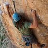 Climbing at Shelf. Photo by Joe Capiello.