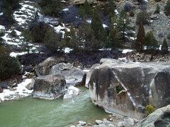 Rock Climbing Photo: The Angler