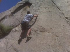 Rock Climbing Photo: boxsprings