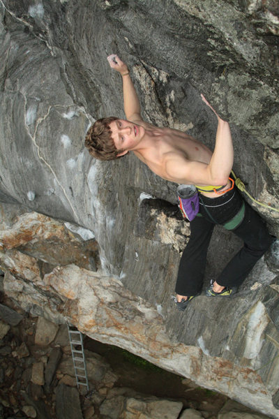 Rock Climbing Photo: wow... cool...