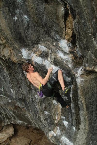 Rock Climbing Photo: otey