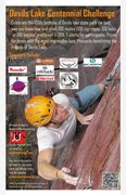 Rock Climbing Photo: Event presented by Hoofers.  All proceeds going to...