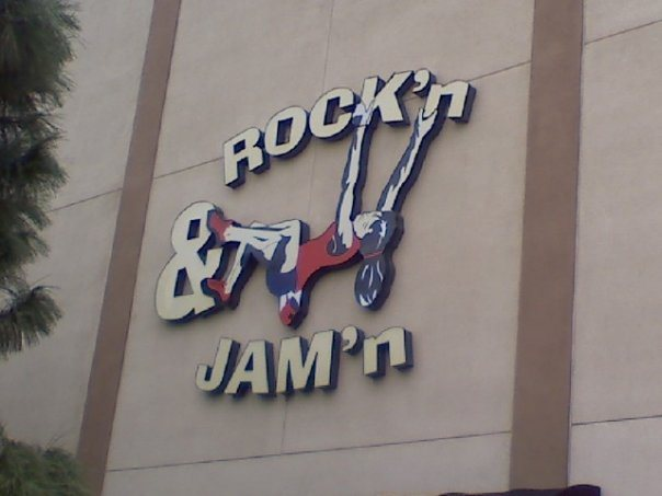 Rock Climbing Photo: Rock'n and Jam'n.