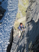 Rock Climbing Photo: Summer doesn't get any cooler.  July 2010 Photo by...