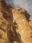 Rock Climbing Photo: Shelf Rd--Dihedrous