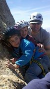 Rock Climbing Photo: Mt Lemon
