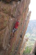 Rock Climbing Photo: guess what climb!