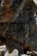 Rock Climbing Photo: Matt Lloyd climbing.  Photo: Daniel Madson.