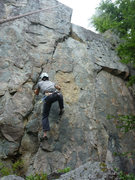 Rock Climbing Photo: Cascadian Crack