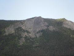Rock Climbing Photo: Deer Ridge Buttress.