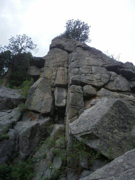 Rock Climbing Photo: just another crack/corner