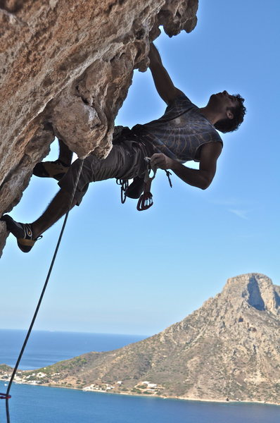 Kalymnos crushing