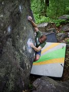 Rock Climbing Photo: So sharp!!!  ce on SDD.  Photo Travis.