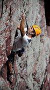 Rock Climbing Photo: Ryan on Chicago. Photo : Giulia Bartolotta