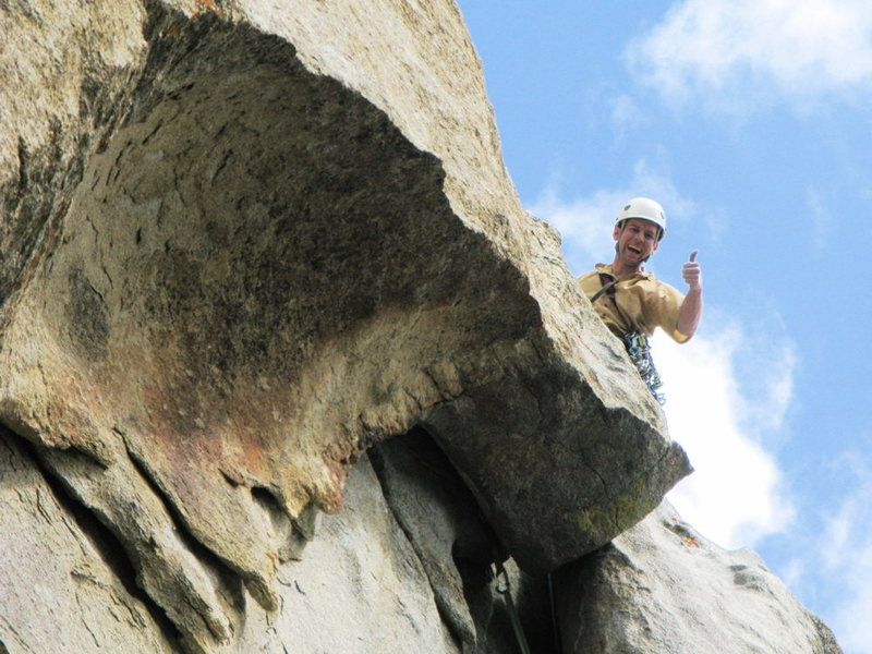 Rock Climbing Photo: Animal Crack, City of Rocks ID