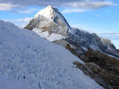 Rock Climbing Photo: Another perspective on the North Face, it's pretty...